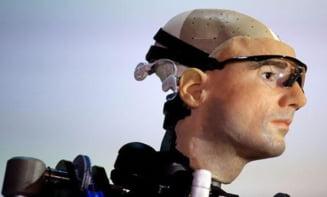 Omul bionic, de un milion de dolari, expus la Londra