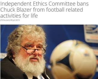 Omul care il poate ingropa pe Blatter, suspendat pe viata de FIFA