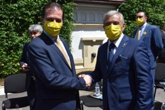 Omul lui Ludovic Orban a câștigat alegerile pentru șefia PNL Argeș, împotriva consilierului personal al premierului Florin Cîțu
