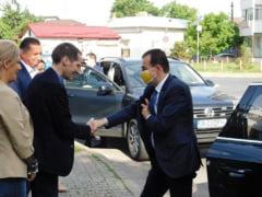 Omul lui Orban a fost reales președinte PNL Vrancea după ce nu a avut contracandidat. Declarații de război din partea șefului liberal