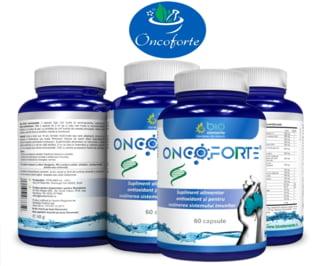 Oncoforte, cel mai bun adjuvant natural impotriva cancerului