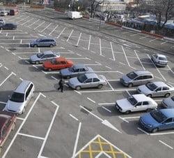 Ontanu a facut 10.000 de locuri de parcare si mai face inca 10.000