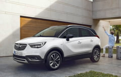 Opel a anuntat preturile din Romania pentru noul Crossland X