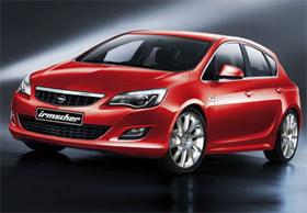 Opel recheama sute de masini in service, in Romania