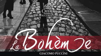 """Opera """"La Boheme"""" de Giacomo Puccini, pe scena Operei Nationale Bucuresti"""