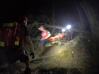Operațiune a echipelor Salvamont Neamț: o persoană decedată a fost găsita în zona masivului Stâna La Mucileanu