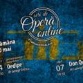 Opera Nationala Bucuresti prezinta Oedipe si Don Quijote in cadrul Seri de Opera Online