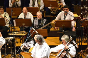 "Opera rock simfonica ""Mesterul Manole"", in premiera absoluta la Timisoara"