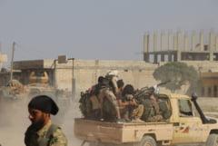 Operatiune FDS impotriva Statului Islamic in tabata Al-Ho. Zeci de jihadisti arestati