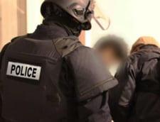Operatiune antiterorista in Franta: Cinci arestari, arme confiscate