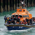 Operatiune de salvare in Canalul Manecii: 78 de migranti au fost recuperati in timp ce incercau sa ajunga in Marea Britanie
