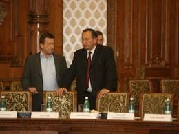"""Operatiunea """"Bani pentru partid!"""" Deputatul PSD Ion Stan strangea bani negri pentru campania electorala a USL."""
