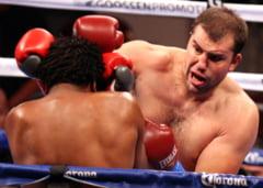 Oportunitate fantastica pentru un boxer roman: Se bate pentru titlul mondial la categoria grea