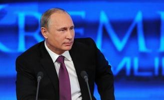 Opozant de la Moscova: Sper ca Putin sa nu vrea sa ia toata omenirea cu el in mormant