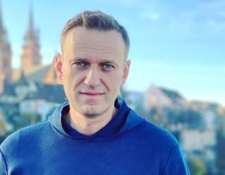 Opozantul rus Aleksei Navalnii, mutat din inchisoare intr-un lagar de munca