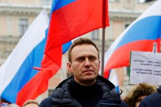 Opozantul rus Alexei Navalnii a fost arestat din nou