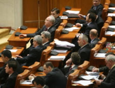 Opozitia a contestat la BP votul pe OUG de recalculare a pensiilor militare (Video)
