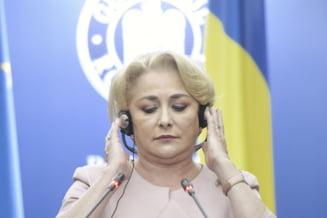 Opozitia cere PSD sa o demita pe Viorica Dancila: Minte in scrisoarea catre liderii europeni. E revoltator si periculos!