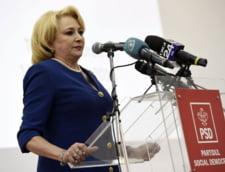 Opozitia critica discursul lui Dancila din PE: S-a comportat ca o persoana isterica. Liderilor europeni le pasa mai mult de Romania