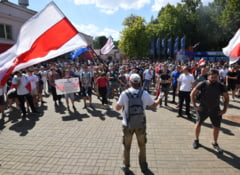 "Opozitia din Belarus a infiintat un consiliu. Lukasenko a reactionat promitand ""masuri adecvate"""