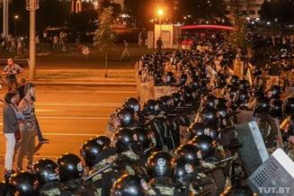 """Opozitia din Belarus anunta ca va face presiuni pentru eliberarea protestatarilor arestati: """"Nu va fi pace pana cand cei care se afla in prezent la putere nu demisioneaza"""""""