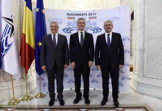 Opozitia reactioneaza dur la comunicatul in care Dragnea si Tariceanu raspund criticilor SUA: Nu vorbesc in numele parlamentarilor