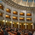 Opozitia se revolta dupa ce PSD a trecut bugetul Camerei pe sub mana: Va trebui sa rezistam cu mai mult decat cu mijloacele parlamentare