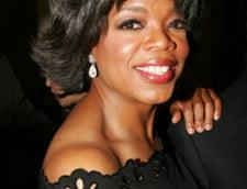 Oprah Winfrey, urmarita de peste un milion de telespectatori in prima zi de emisie