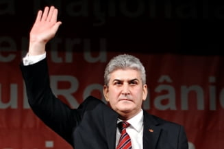 Oprea: Votam Guvernul Ponta, dar vom monitoriza fiecare ministru in parte