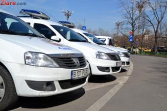 Oprea innoieste parcul auto pentru Politia Rutiera: Cat costa cele 400 de masini Volkswagen