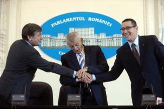 Oprescu - cel mai de incredere, Guvernul Ponta - cel mai competent - sondaj CSCI