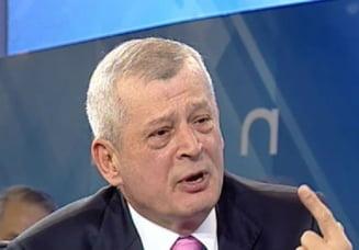 Oprescu: Viata n-a inceput, nu incepe si nici n-o sa inceapa cu Basescu sau Videanu