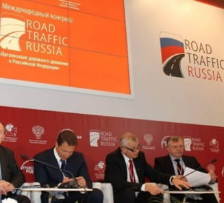 Oprescu, despre traficul din Moscova: Infernal e putin spus!