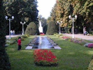 Oprescu a inaugurat Parcul Copiilor din sectorul 4