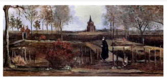 Opt ani de închisoare pentru furtul a două picturi celebre de Van Gogh şi Frans Hals. Cum l-au prins olandezii pe făptaş