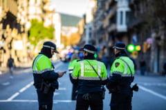 Optsprezece persoane au fost arestate intr-o operatiune antiterorista la Barcelona