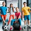Ora de educație fizică: Echipamentul de sport complet pentru cel mic