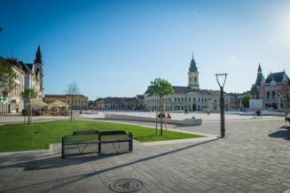 Oradea, comoara Romaniei care renaste