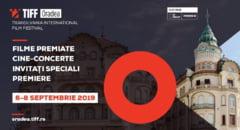 Oradea devine capitala filmului, in acest weekend: Ce puteti vedea la TIFF 2019