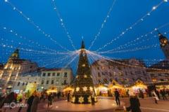 Oradea se pregateste pentru Targul de Craciun!