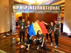 Oradenii au reprezentat Romania la Hip Hop International, in Las Vegas