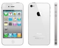 Orange a adus in Romania varianta alba a iPhone 4
