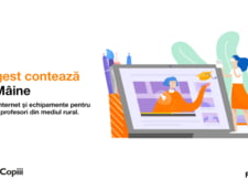 Orange sustine accesul la educatie digitala impreuna cu Salvati Copiii si Fundatia Orange
