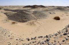 Orase pierdute ale unei civilizatii antice, descoperite in Sahara