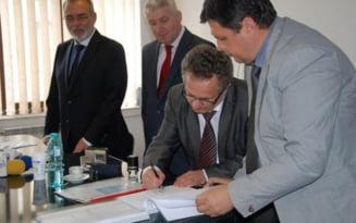Orasul Gaesti va beneficia de o investitie de aproape 30 mil. lei, pentru Reabilitarea si extinderea retelelor de apa si canalizare