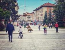 Orasul Suceava a iesit din zona rosie COVID-19, cu o rata de infectare de 2,93 la mia de locuitori