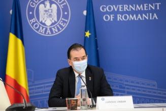 """Orban: """"In ceea ce priveste fiscalitatea, o spun din capul locului ca nu vom creste taxe si impozite"""""""