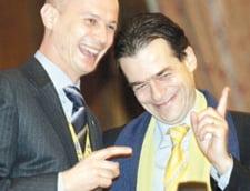 Orban, Antonescu si Olteanu in Parlament, desi au pierdut in colegii