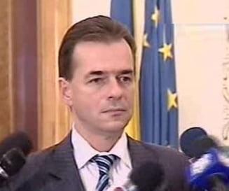 Orban: Croitoru a fost tarat intr-un joc neconstitutional