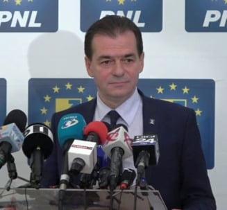 Orban: Garantat depunem motiune de cenzura. Vom discuta cu toti parlamentarii, mai putin cu Liviu Dragnea